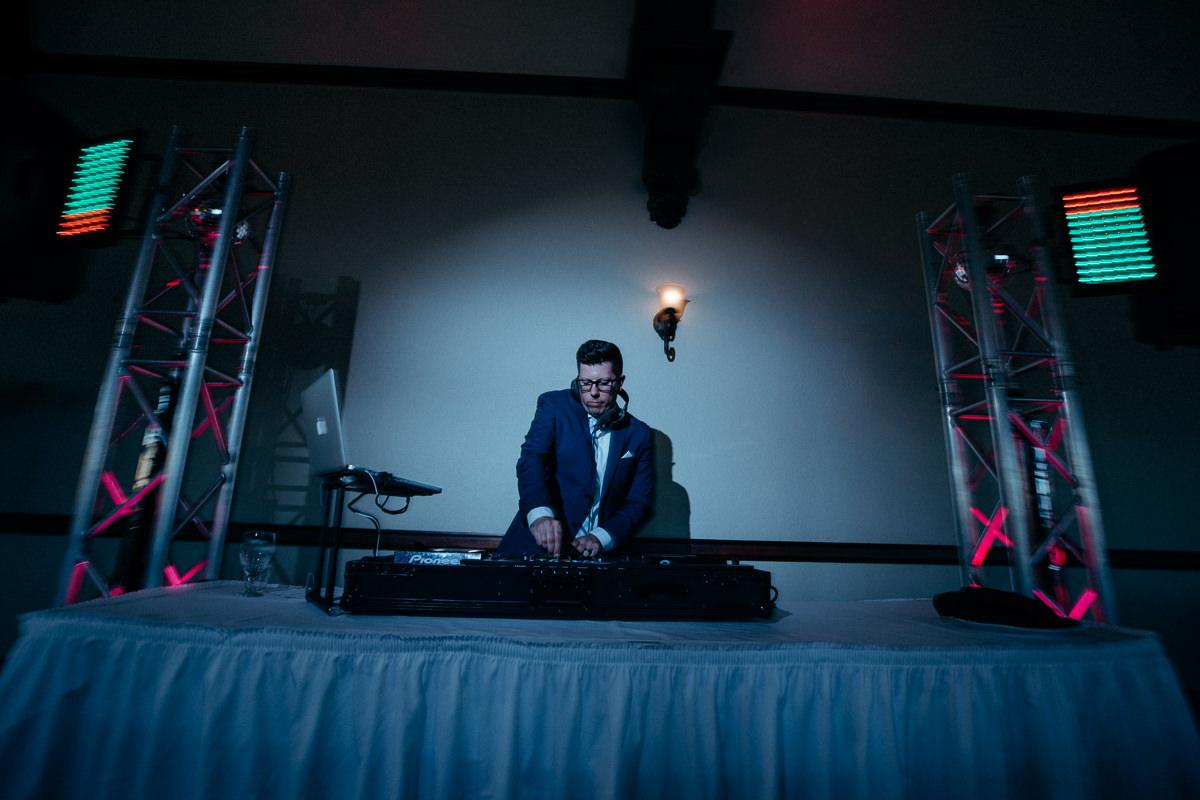 Spohn Ballroom Wedding DJ