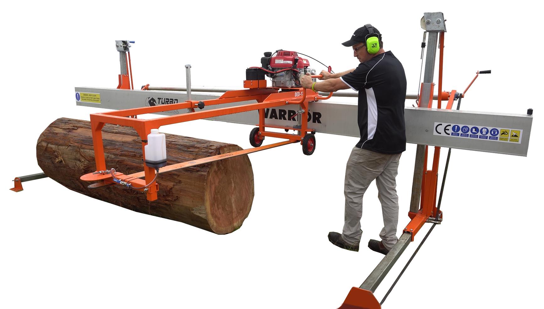 Slabber. - Fast cutting, wide slabs.