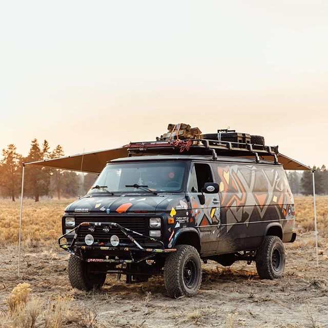 Seems like as good a time as any to remind folks that, just like the person behind the wheel, all makes and models of #adventuremobile are welcomed at Descend. #descendonbend