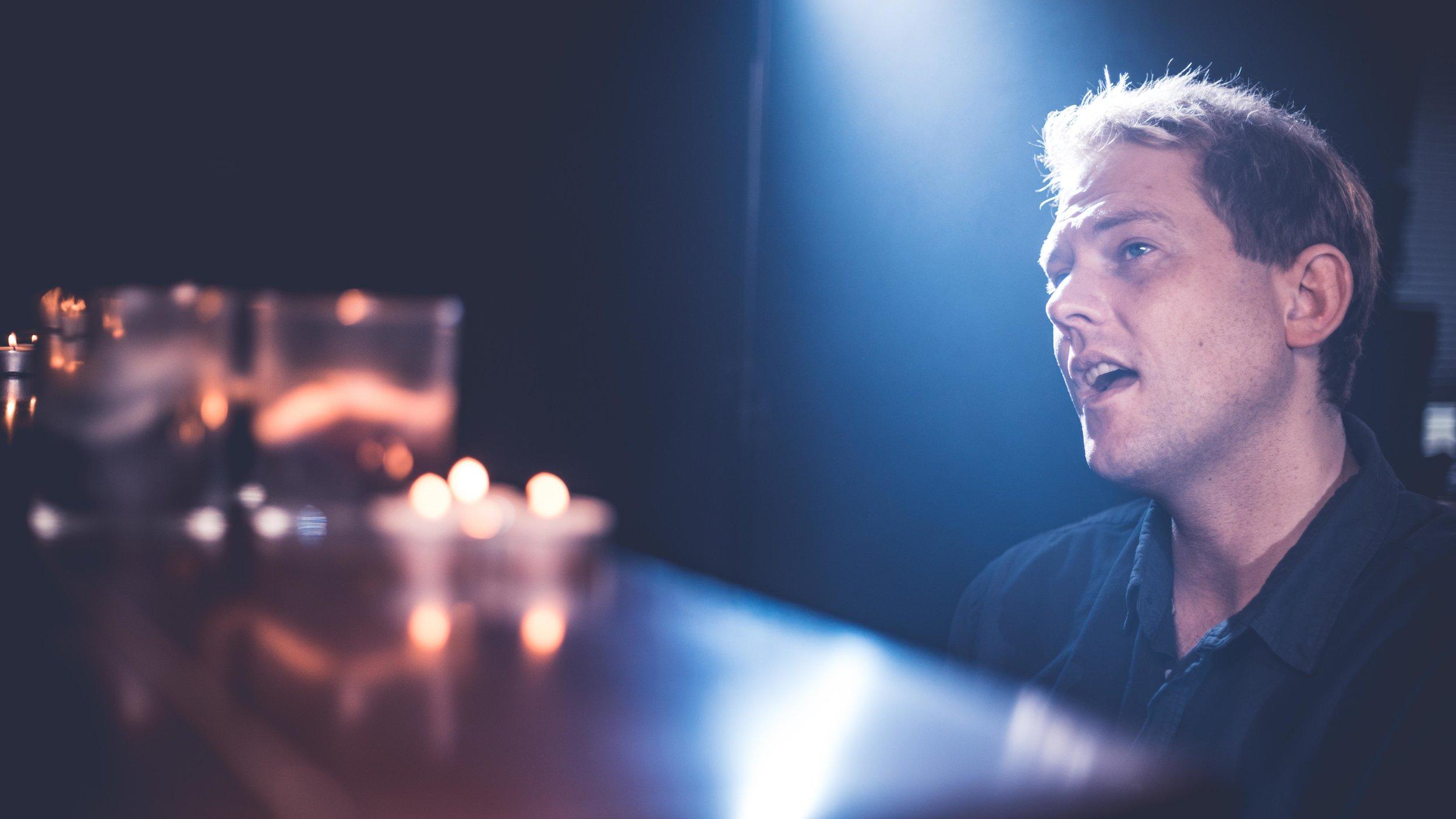 Anders Hornshøj - videoshoot