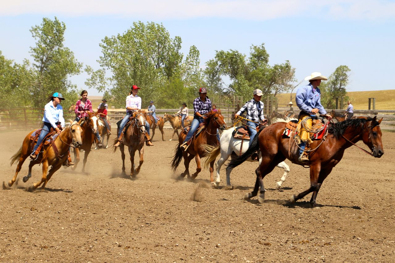 LEGACY II RANCH RODEO