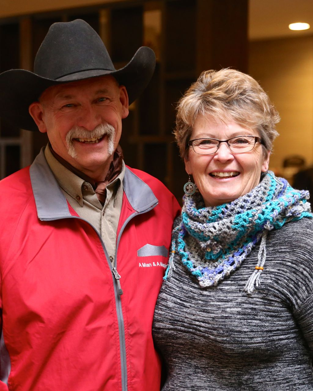 - We certainly were blessed to have Neal and Debby Hughes visit us. Neal shared a word of testimony at the Reunion Service and also provided an update on the growing ministry of A Man And A Mountain.