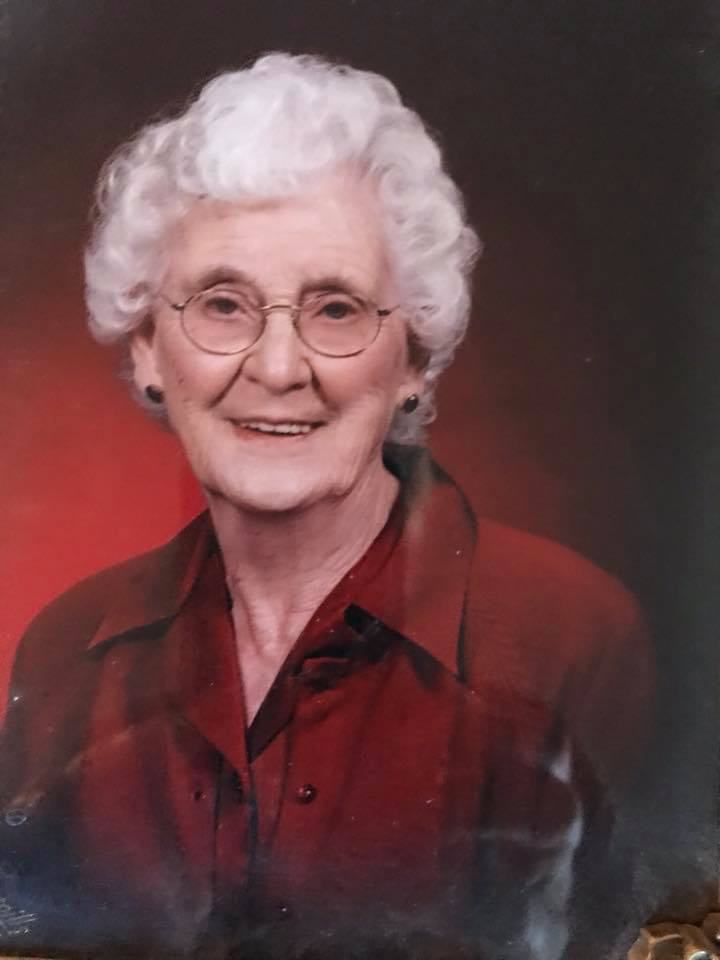 "- Geraldine Ruth Judson Hackens, age 101, went to be with her Lord and Savior September 8, 2018 at the Good Samaritan Nursing Home.Gerri was born August 3, 1917 to Lucius ""Bud"" and Ruth (Work) Judson at the family home on the southside of Elk Creek. Her early years were spent happily with her brothers, LaVern & Ralph and sisters, Vera & Kathleen. Gerri attended Red Top grade school and graduated from New Underwood High School in 1936. She married Veryl Hackens on December 20, 1936, whom she had grown up with and attended school. After they were first married they lived in the house Gerri was born in, south of Elk Creek. They moved in 1938 east of Viewfield where their son Monty was born. In 1941 they moved north of Viewfield where son, Donnie and daughter, Karen were born. They moved to the Good Samaritan Center in 2008 where they celebrated their 73rd wedding anniversary, shortly before Veryl's death in 2009.Gerri enjoyed hunting with Veryl, camping and hiking with her family, sewing, reading, and especially studying her bible. She loved to bake and always had something sweet sitting on the counter. Also, she worked side by side with Veryl doing field work and chores. In the 60's she drove her Volkswagen around the community selling Avon, and they also were rural mail carriers for the Viewfield, Enning, and Hay Draw communities."