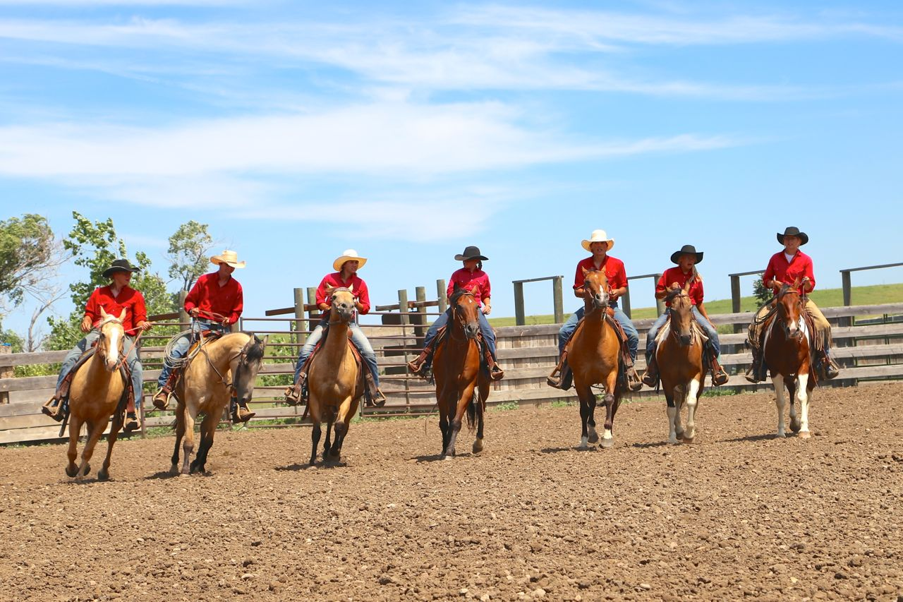 Less than five months until camp season is in full swing. The thrill of young people enjoying summer days at the ranch is amazing. CELEBRATING 40 YEARS AT RAINBOW BIBLE RANCH