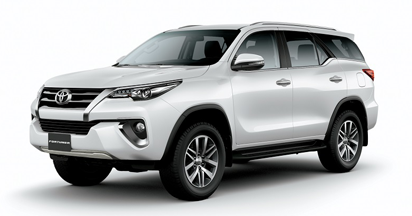 Fortuner (7 people)
