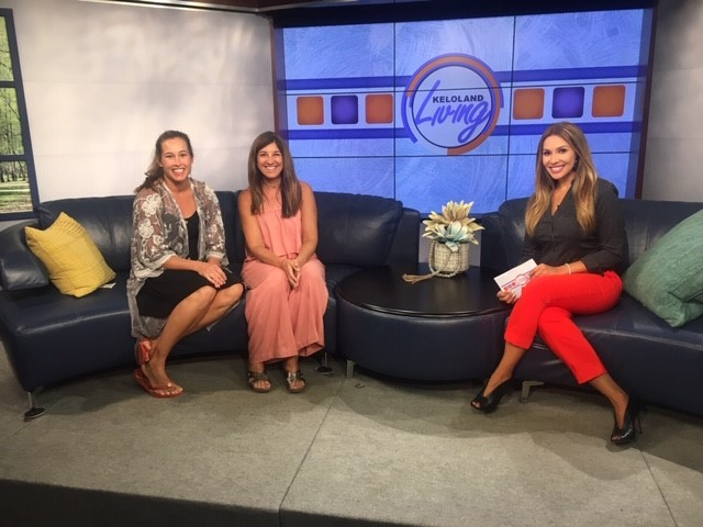 Watch Raena and Lisa on Keloland Living promoting FACE FORWARD, LiRa's 2019 Showcase   https://www.keloland.com/keloland-living/july-23rd-2019-on-keloland-living/   @kelolandliving