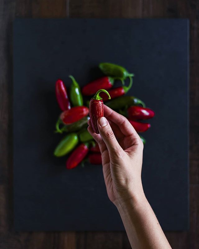 Gathering the courage to pickle these scary looking jalapenos #🔥 #😎 . . .  #🌶️ #spicy #chicofoodphotographer #chicophotographer  #chicoproductphotographer #chicofarmersmarket #food #instafood #foodphotography #foodstagram #yummy  #delicious #instagood #farmersmarket #tasty #nikon #homemade #love #yum  #foodpics #foodpic #foodstyling #foodphotography #picturesoffood #organic  #foodphotographystyling #foodphotography