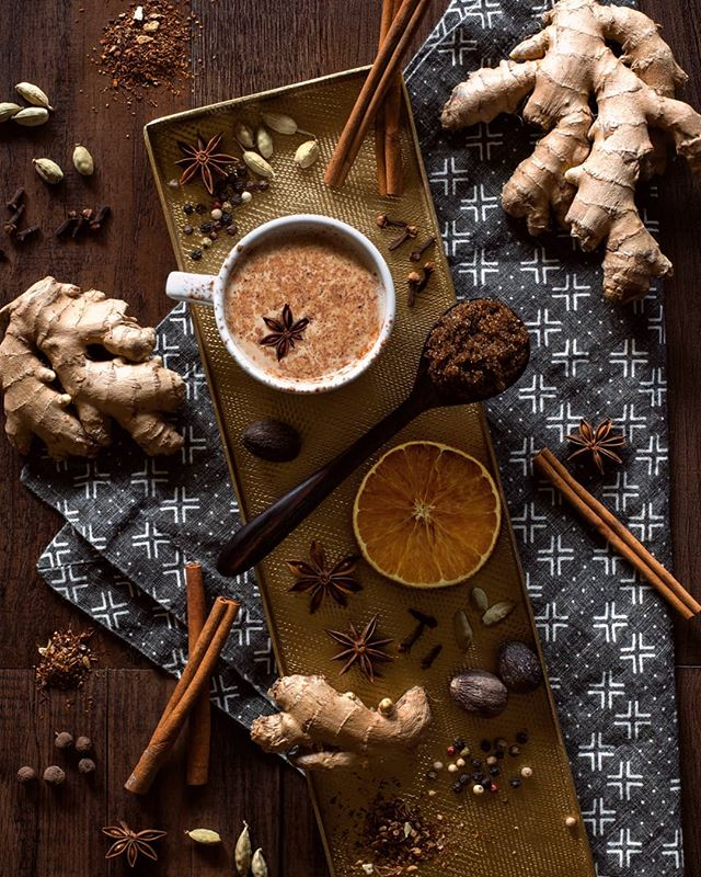 Tis the season for a cozy cup of tea . . . #tastefullyartistic #seasonalfood #forkfeed #darkfoodphotography #photosoffood #simplisticfood #eatstagram #igfood #goodeats #instafood #chicoproductphotographer #chicofoodphotographer #chicophotographer #agameoftones #feedfeed #nikonfoodphotography #eatlocal #chicochai #chaitealatte #cozyasheck