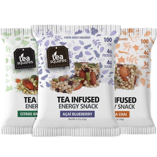 Tea Squares — Brooklyn Food & Beverage