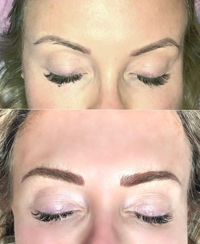 This client had an old tattoo (not my work) that needed fixing. Great outcome and in the process we fixed the symmetry issue. 💙🙏🏽💙 To Book click the link in my Bio  #3Dmicroblading #microblading #semipermanentmakeup #3Dmicrobladingandshading #naturallookingbrows #enhancedbrows #PMU #permanentmakeup #microbladingeyebrows #phibrows #phibrowsusa #phibrowartist #willowglenbrows #browartistry #beforeandafter #browartistryorg #transformyourlife #naturallookingbrows #browsonfleek #microblading #brows  #browsymmetry #crueltyfree #crueltyfreesalon #crueltyfreebeauty #crueltyfreemakeup #crueltyfreebrows