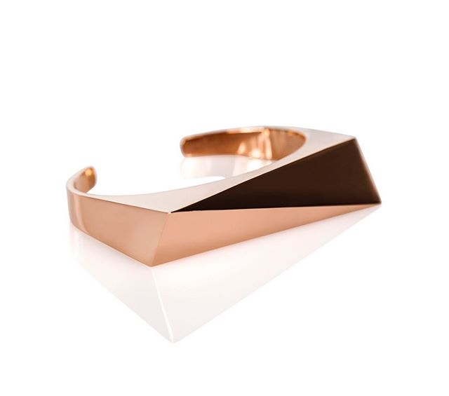 Our Flex Collection Cuff in Rose Gold ✨ ...