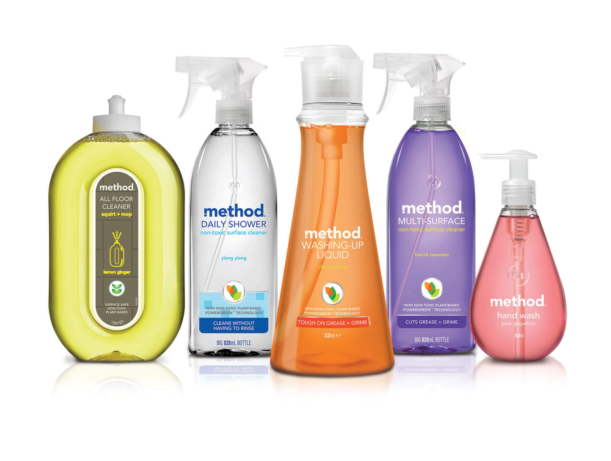 eco friendly cleaning supplies