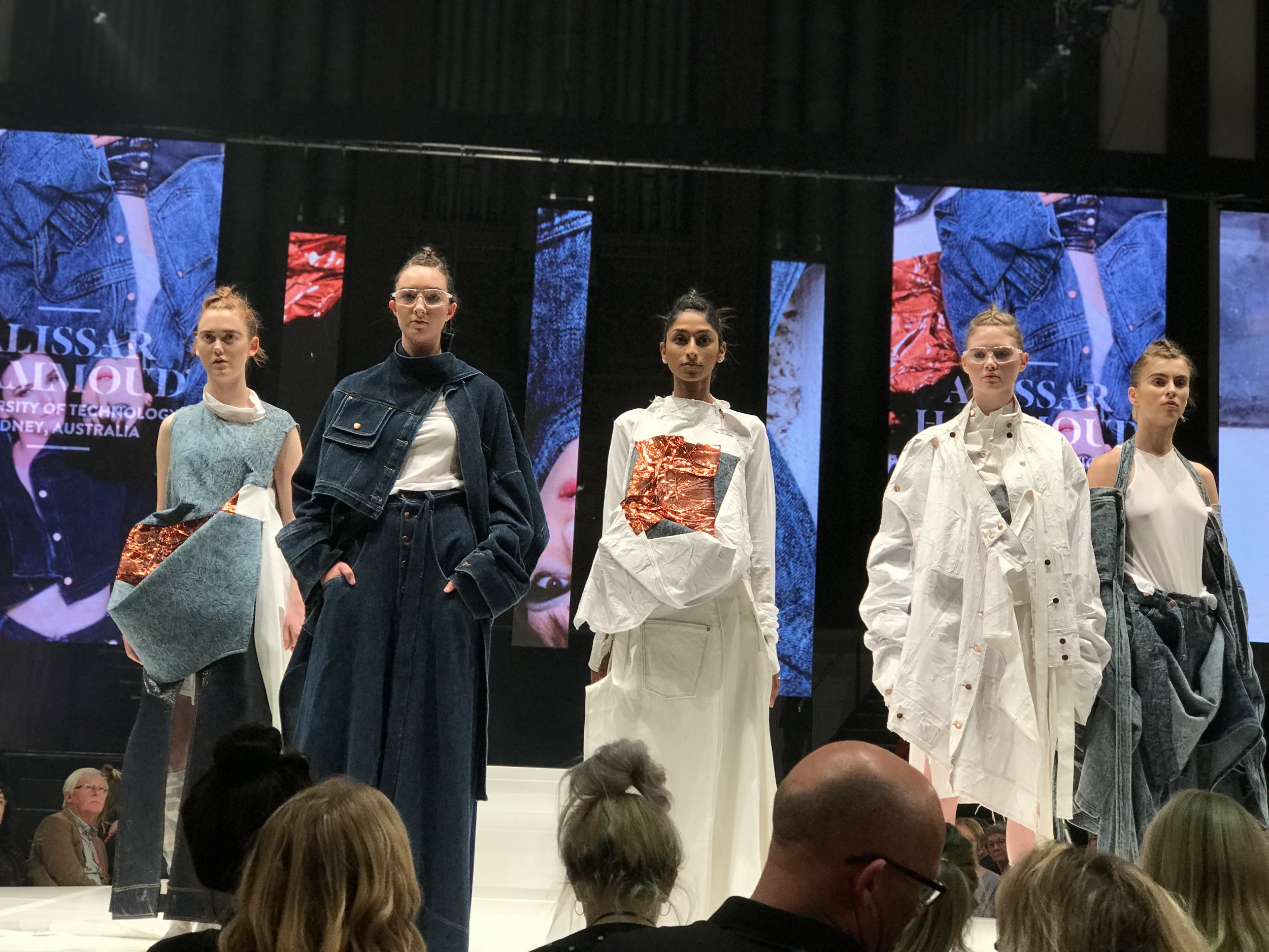 Alissar Hammoud looks to a story of mirgration and rethinking denim construction