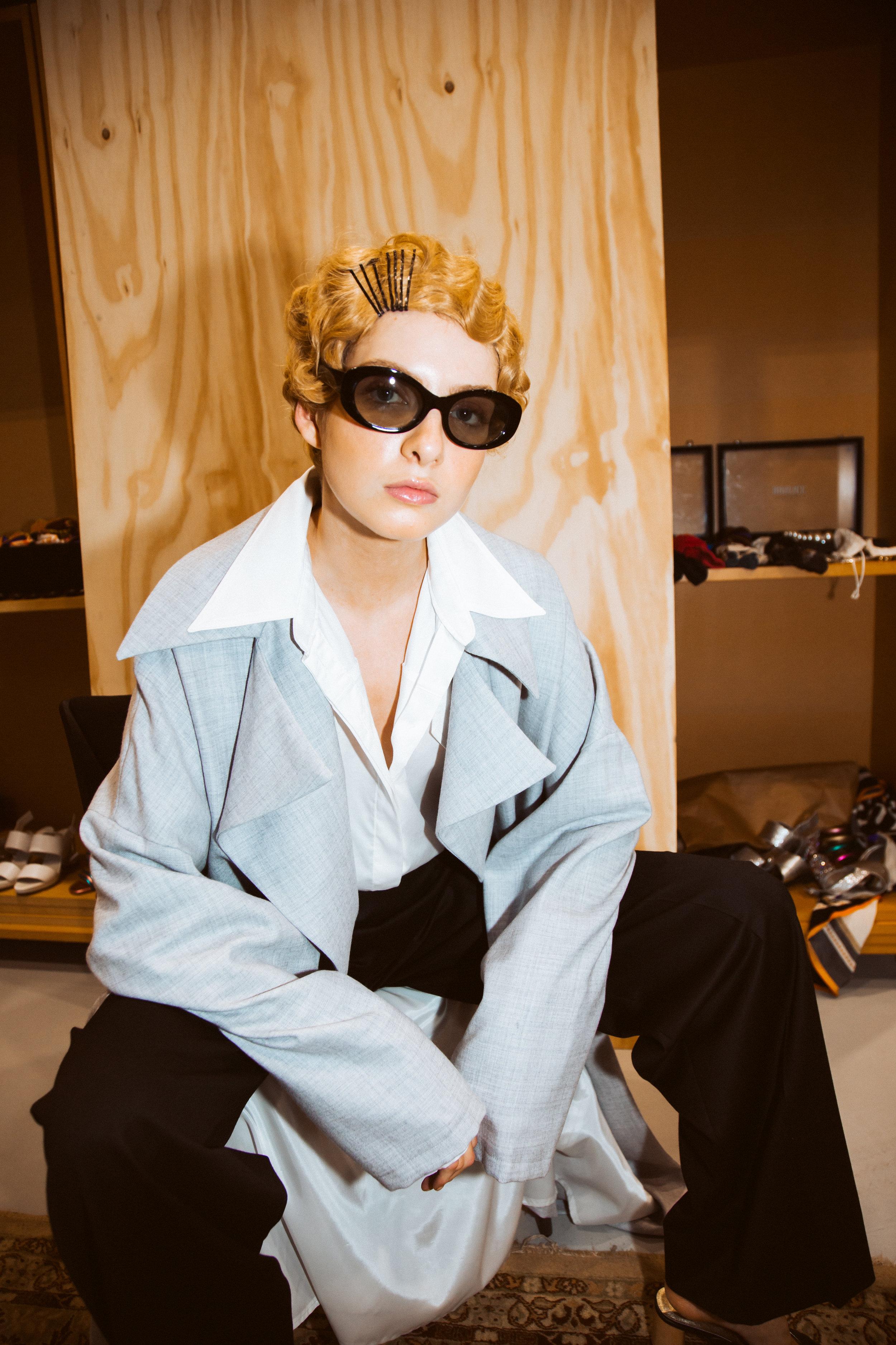 AUT student Diane Kwak, 62 Model Kizzie Amoore, Le Specs Eyewear.jpg
