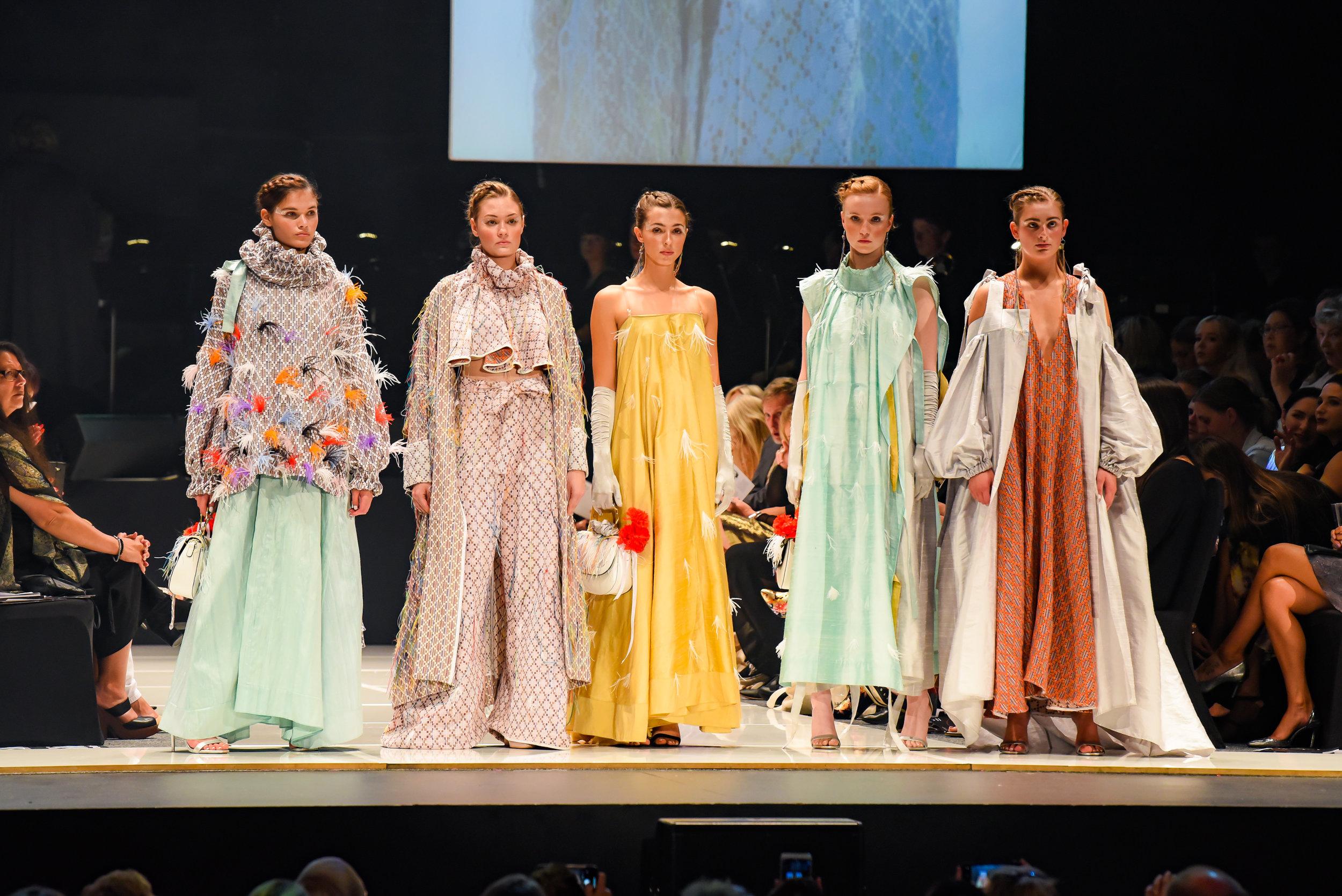2019 iD International Emerging Designer Awards. Regent Theatre, Dunedin, New Zealand. Friday 15 March 2019. Photo: Chris Sullivan/iD Dunedin