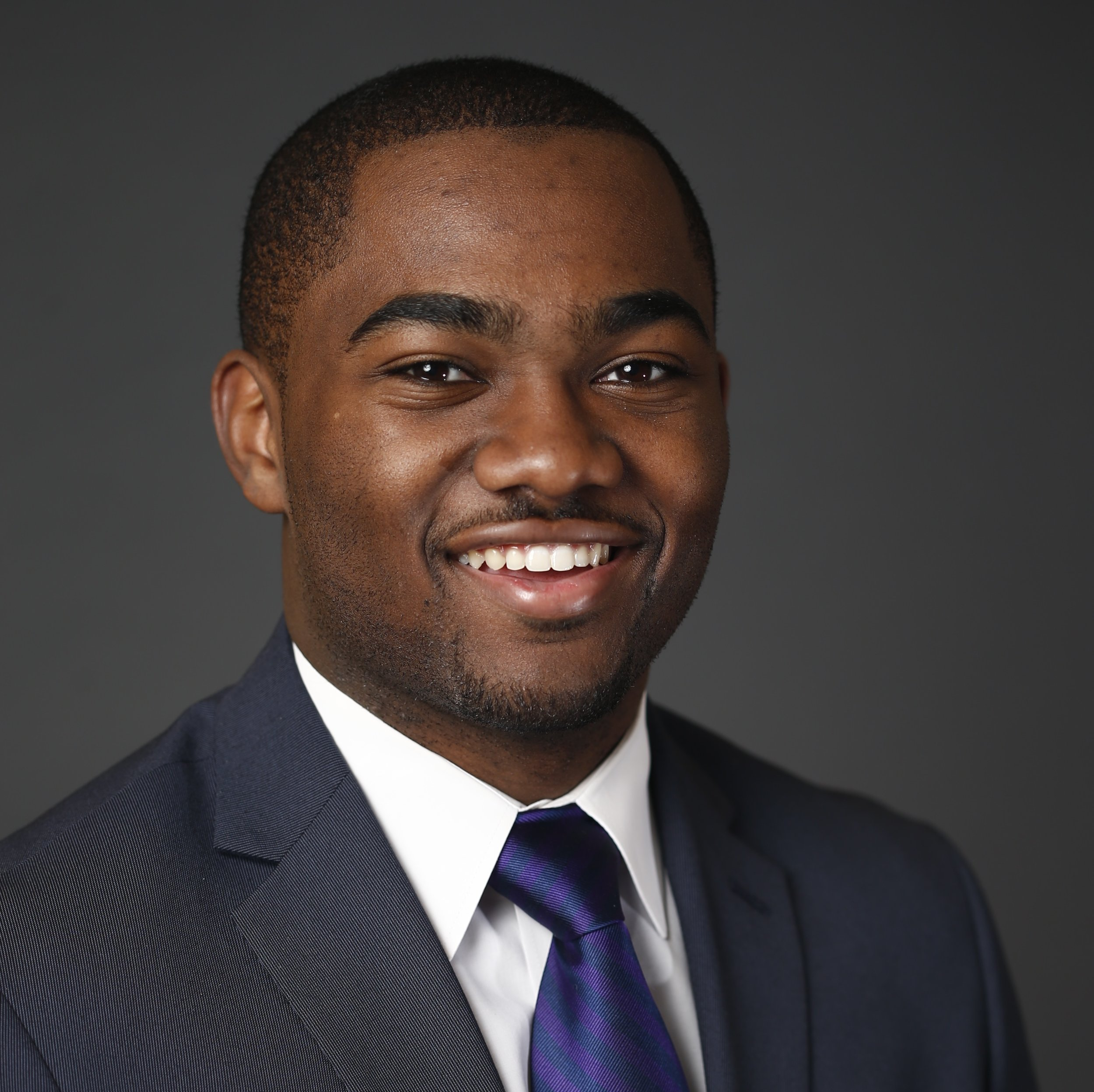Riley Jones, IV   Riley Jones is a social entrepreneur with a passion for creating access to opportunity. This is rooted in his experience growing up on Chicago's South Side.In 2015, he co-founded Bloc, a company that uses artificial intelligence to coach students of color through their careers. He is a second-year law student at the New York University School of Law where he is the inaugural Grunin Scholar for Social Entrepreneurship and Law. His research there focuses on the intersection of law, business, and society. Riley graduated from Columbia University with a B.A. in Political Science and American Studies in 2017. In his spare time, Riley is a professional singer and regular theatergoer.