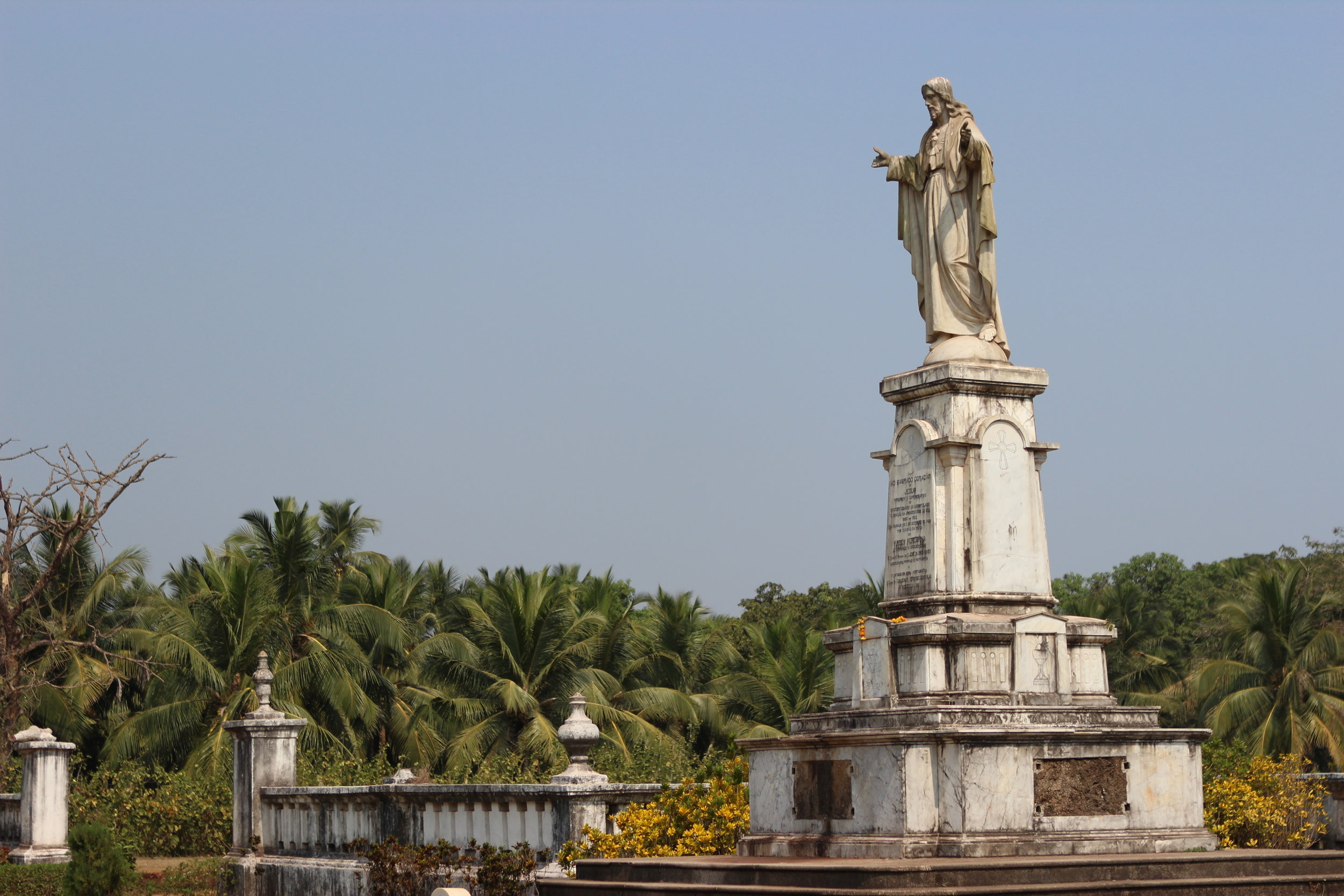 Monuments to Catholicism in Old Goa