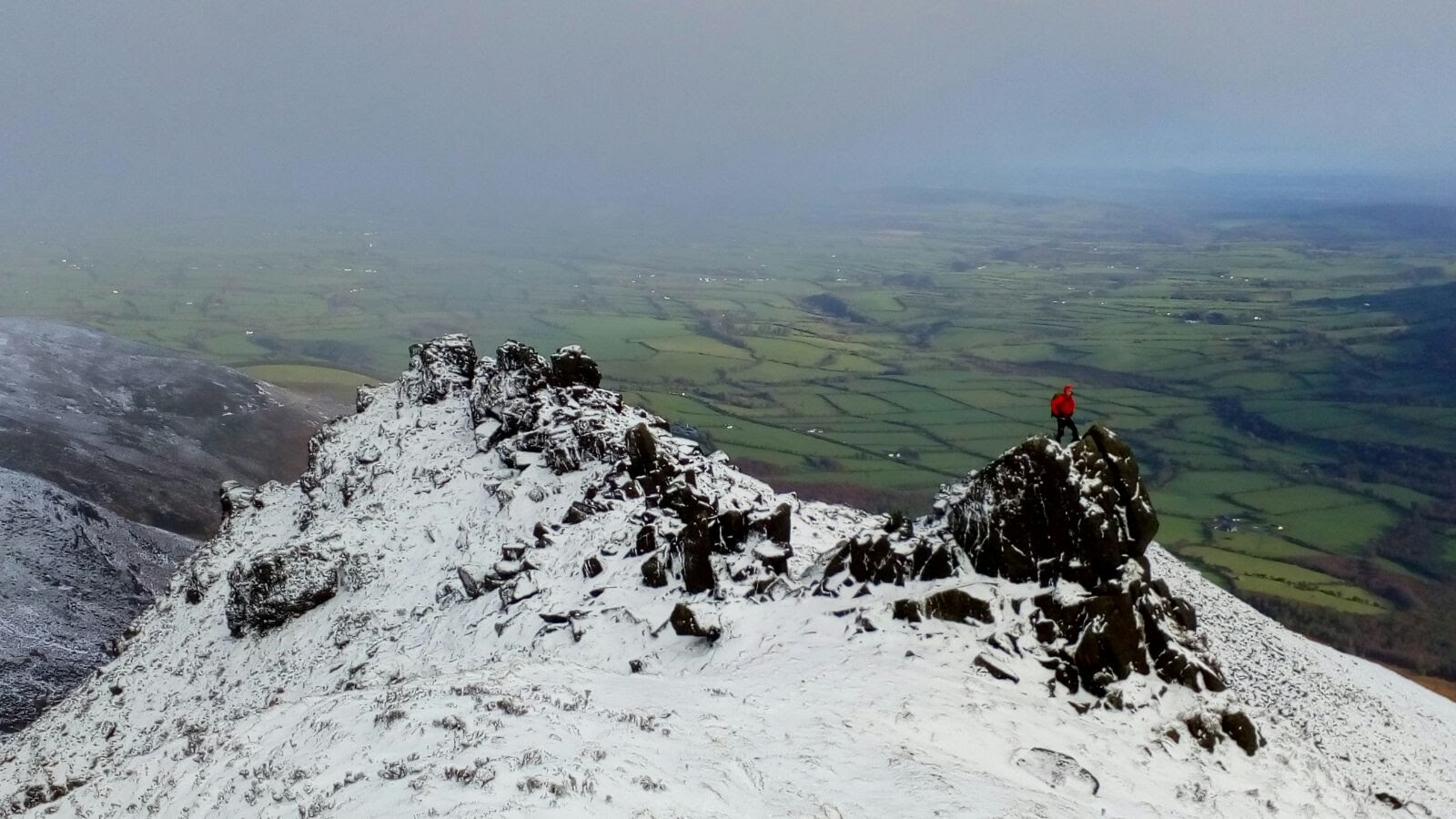 The Comeragh Mountains, Co. Waterford