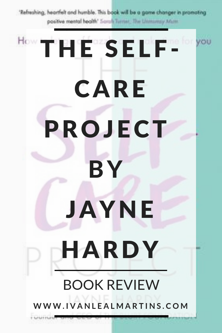 The Self-care Project by Jayne Hardy