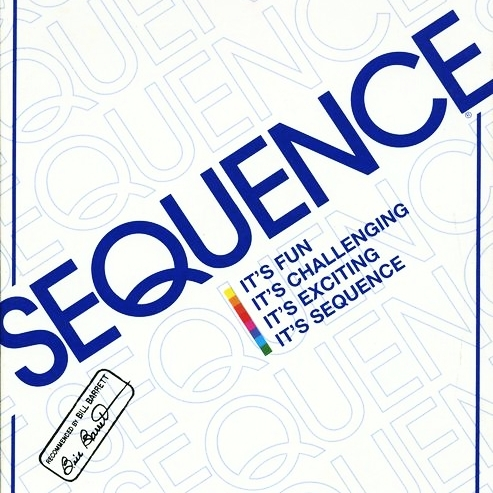 Sequence - Sequence at it's core is essentially a team version of Connect Four where cards you draw determine which spaces you can claim for your team. The twist is you don't know which spaces your partner or the other team can claim. I love this game because you can teach it to anyone within minutes and there is actually a lot of strategy and trust that goes into playing this game successfully. Finally, I'll say if you enjoy playing the card game Euchre, you're going to absolutely enjoy this board game!