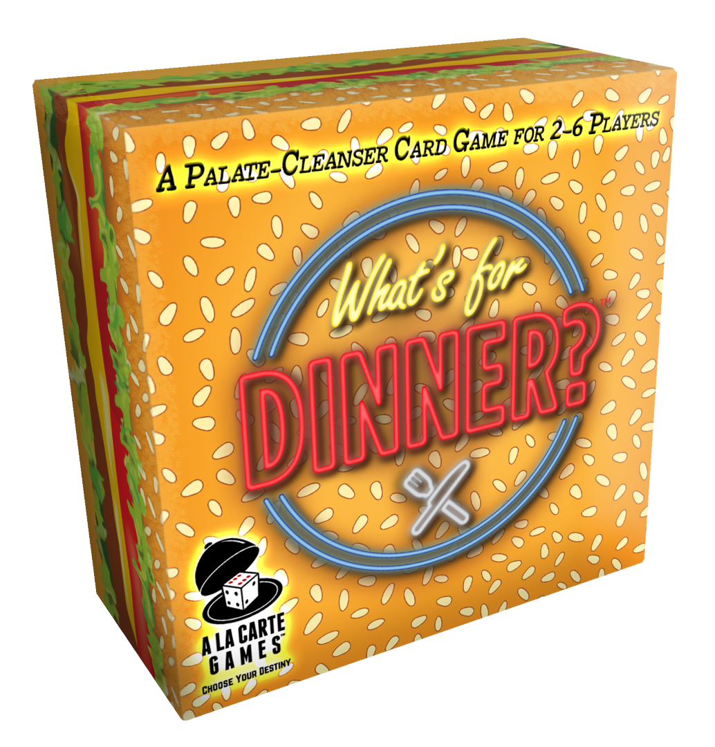 Whats For Dinner Box