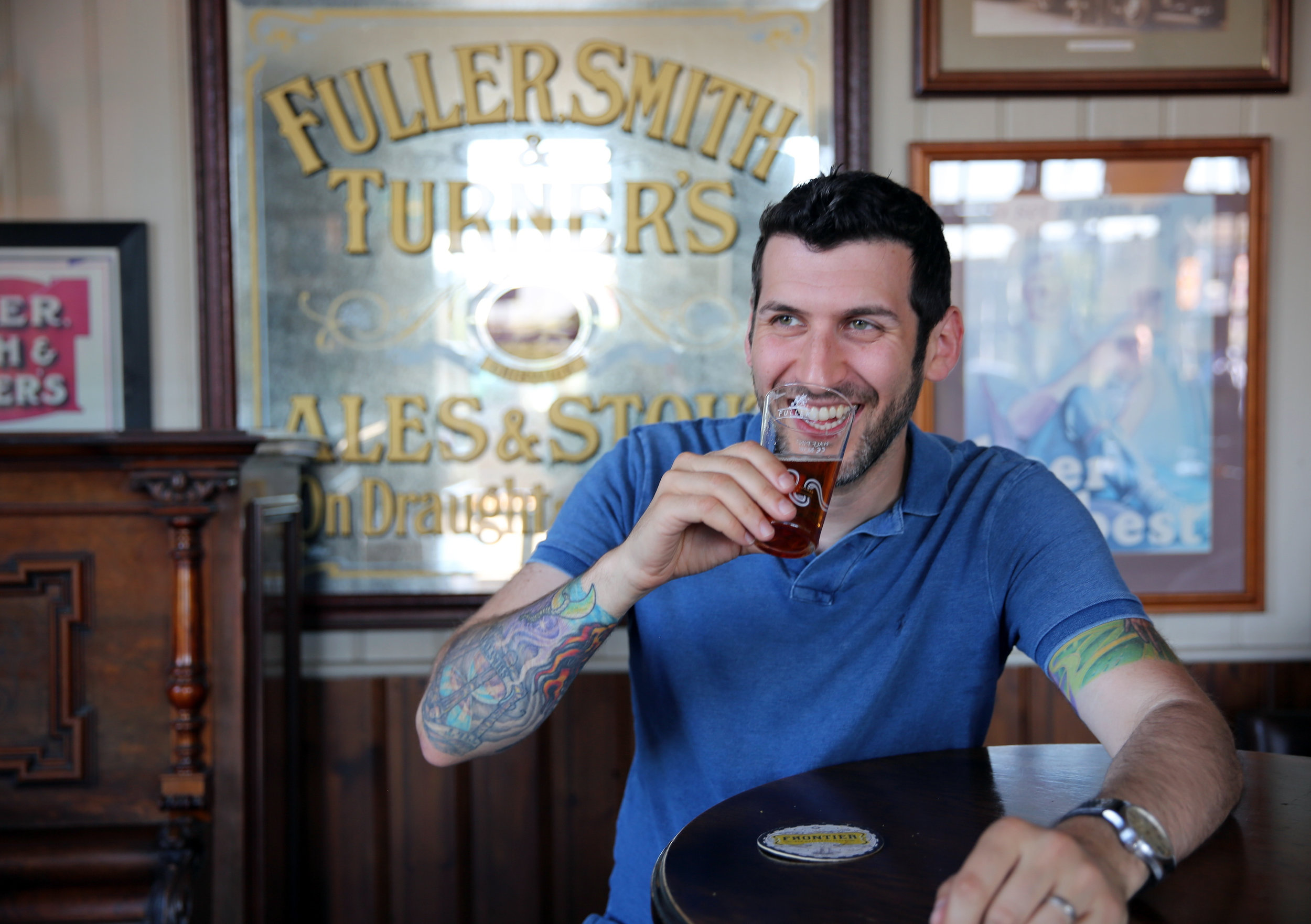 BEVERAGE WRITING - I have written about beer, wine, spirits, and coffee for Food & Wine, Tasting Table, Thrillist, Wine Enthusiast, Food Republic, Esquire, Vanity Fair, Men's Journal, Playboy, Saveur, Quartz, Travel + Leisure, DuJour, Draft, Salon, Beverage Media, Supercall, All About Beer, Fatherly, Vinepair, Mr. Porter, Serious Eats, VICE Munchies, The Daily Meal, and the Institute of Culinary Education.