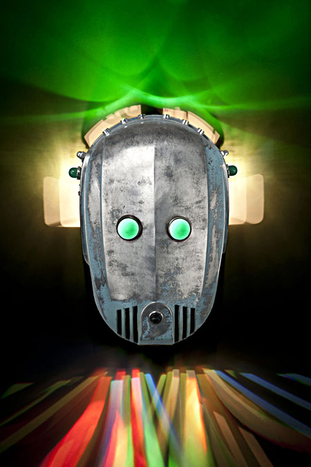 Retro Robots - Modern Metals Magazine, 2012