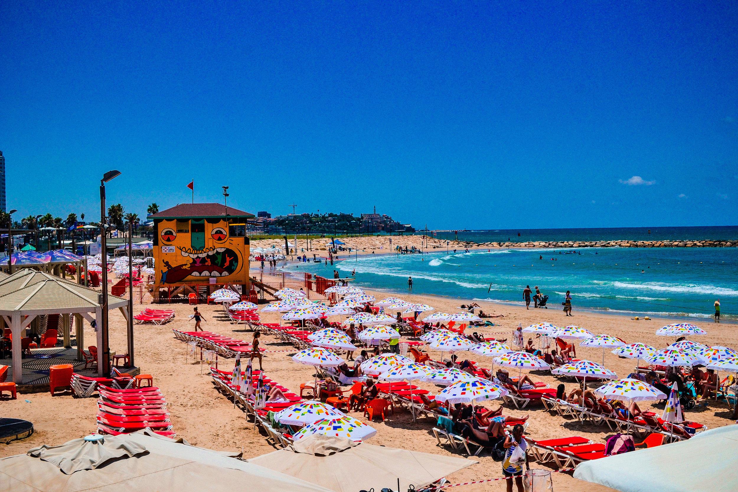Beach Umbrellas Tel Aviv.jpg