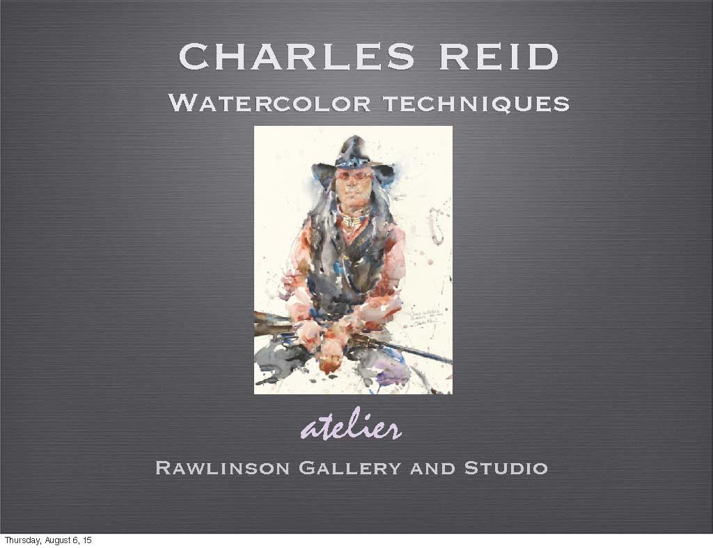 Charles Reid