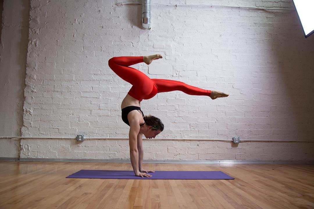 Handstands & Flexibility -