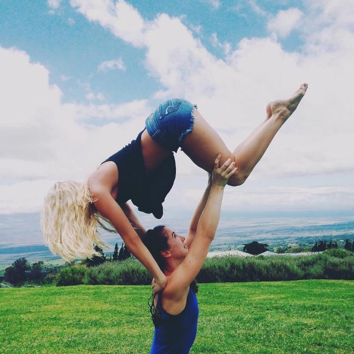 Partner Acrobatics -