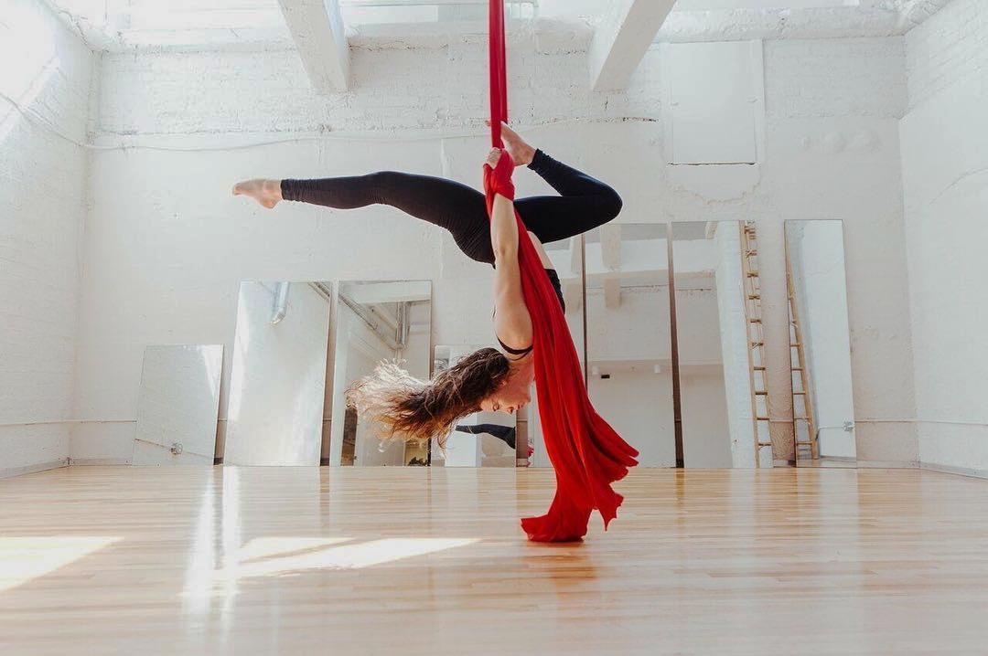 Aerial Arts -