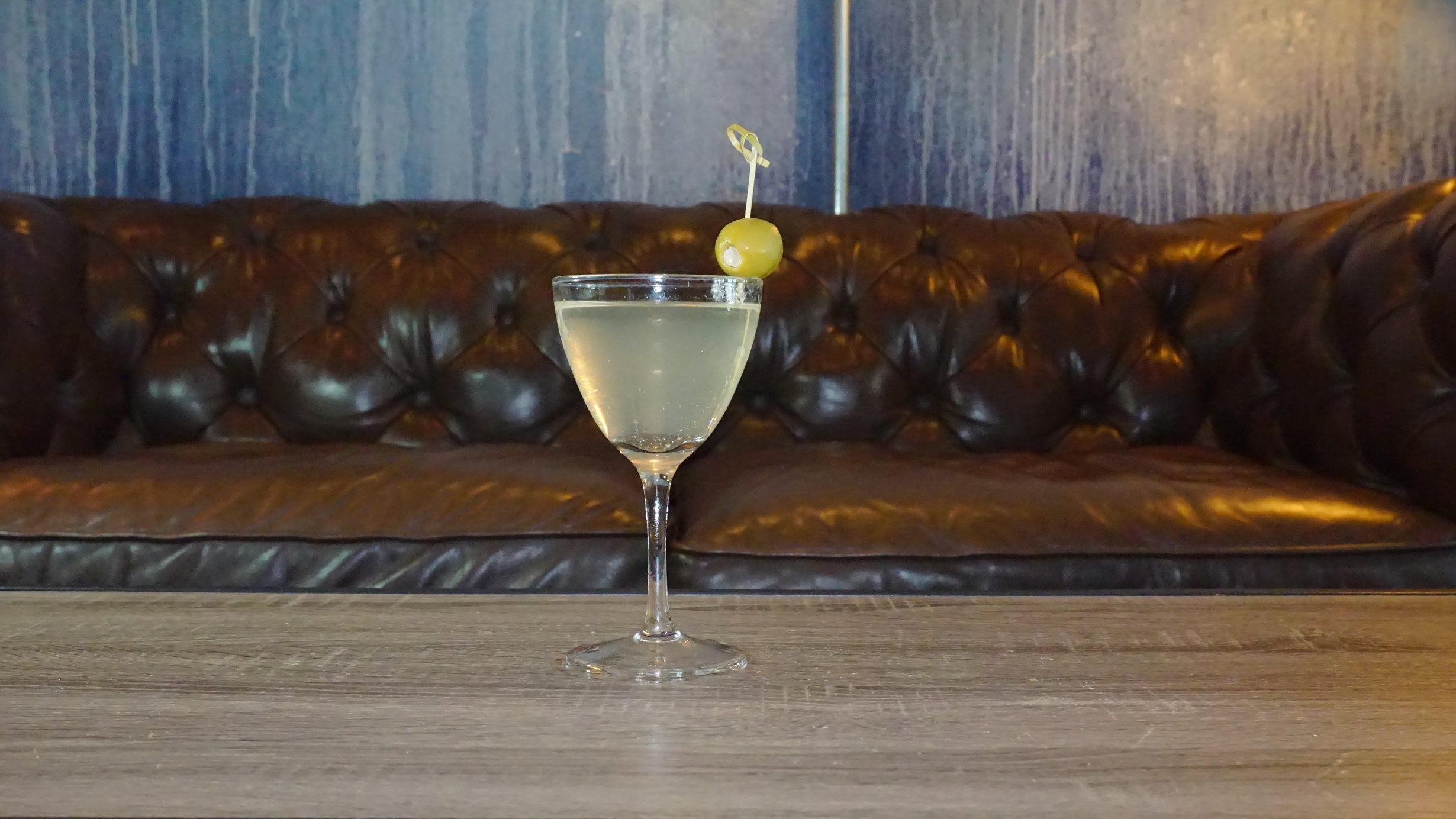 East River Martini