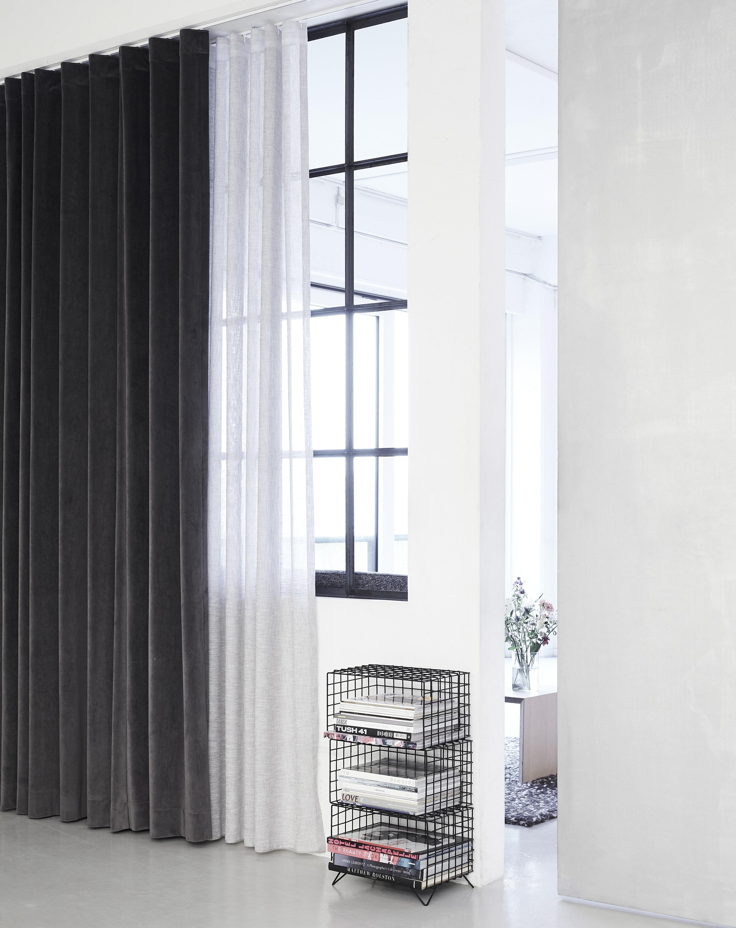 Dobbeltlag Velvet & Transparent i fotostudie København