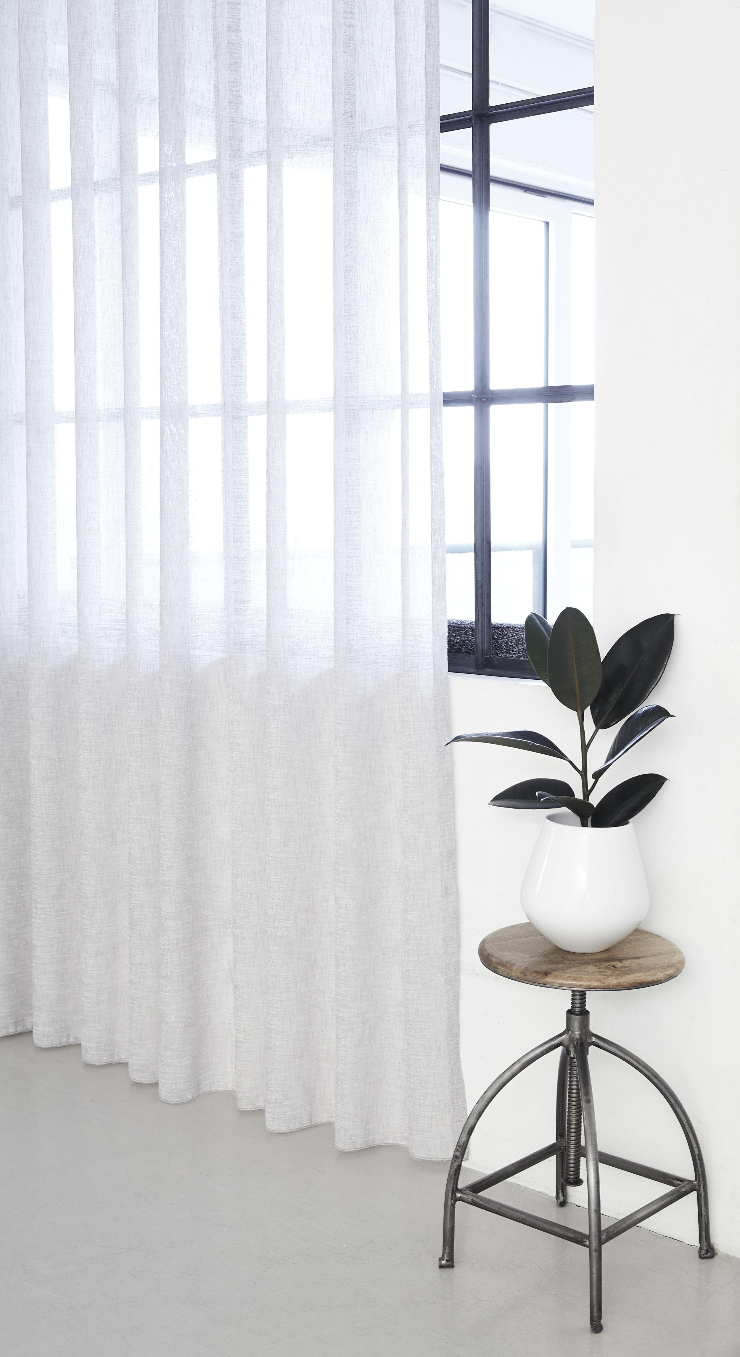 Transparent Light Grey Mood i fotostudie København