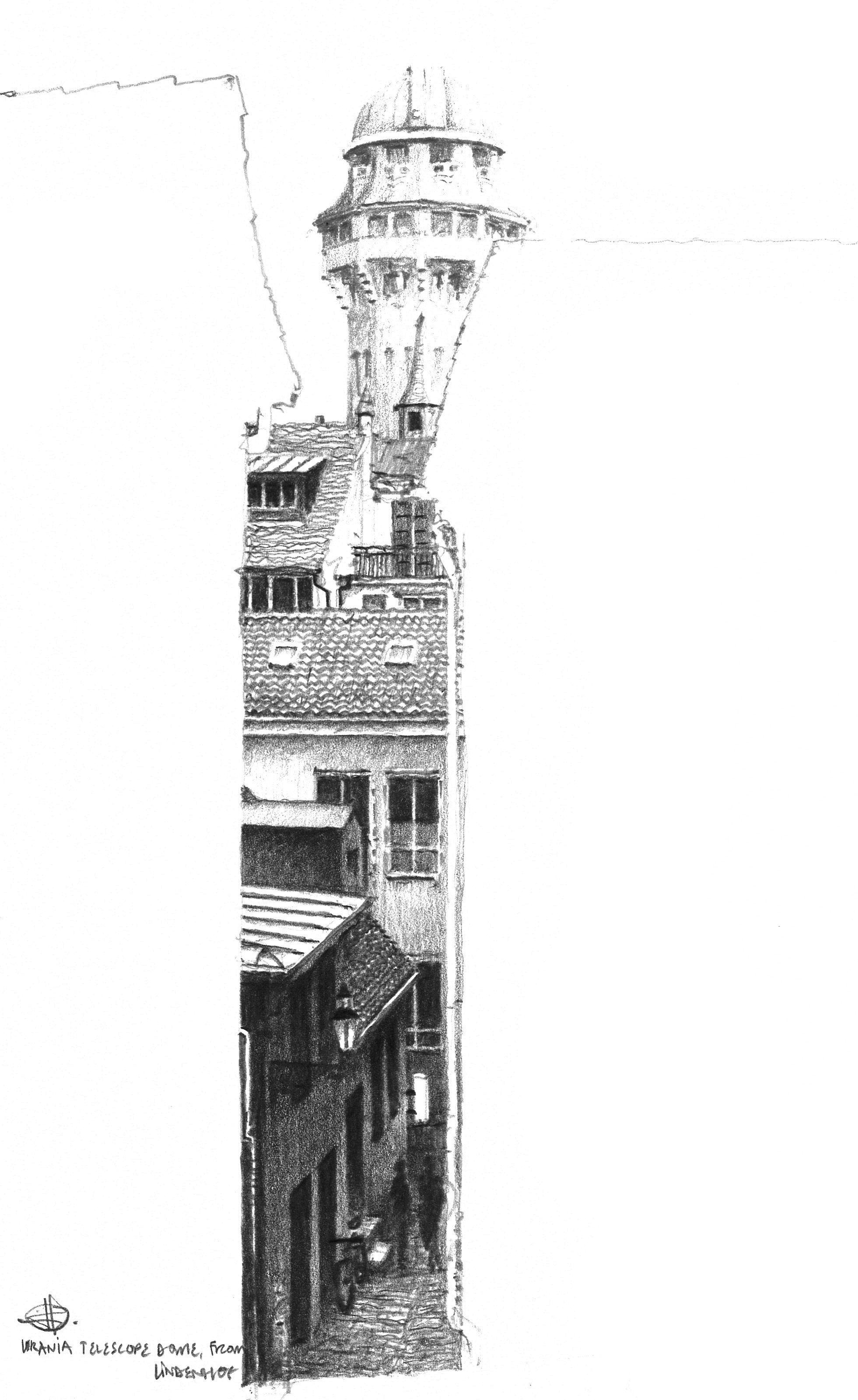 Urania Tower, Zurich Altstadt