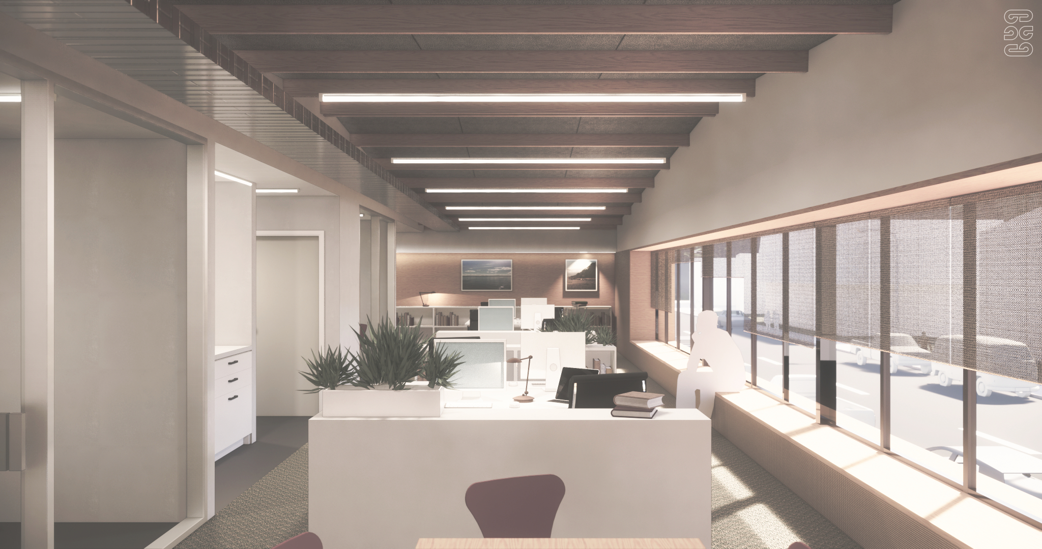 Office Alterations and Extension - Tauranga