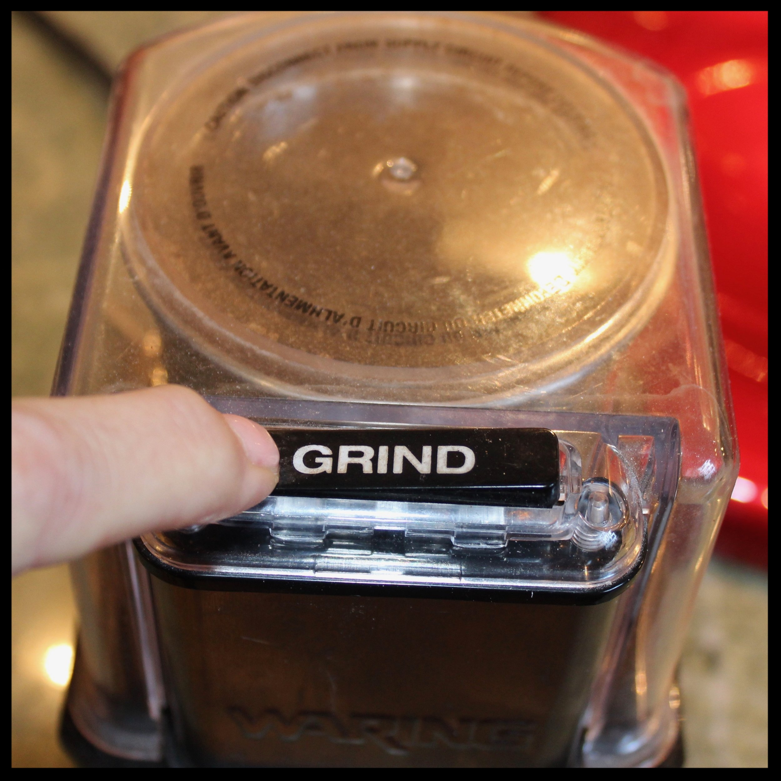 INSTRUCTIONS:   1. Put 2 TB of caraway in a clean coffee grinder, spice grinder or mortar and pestle.  KIDDOCJJ tip: If your grinder has residue from prior uses, just add a couple of TB of dry white uncooked rice to the grinder. Pulverize and dump the rice in the trash. The rice will pick up the oils and residue. Wipe clean with a paper towel. Now your grinder is clean, with no left behind odors.