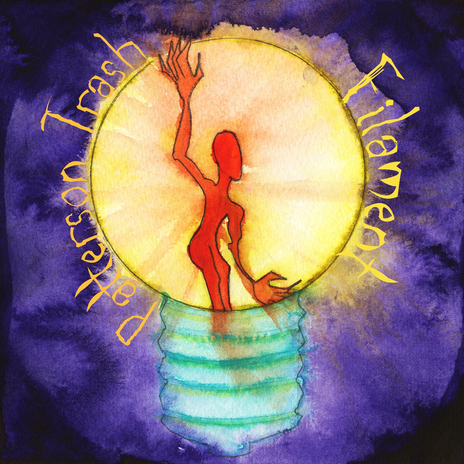 Patterson Trash Filament Album Cover