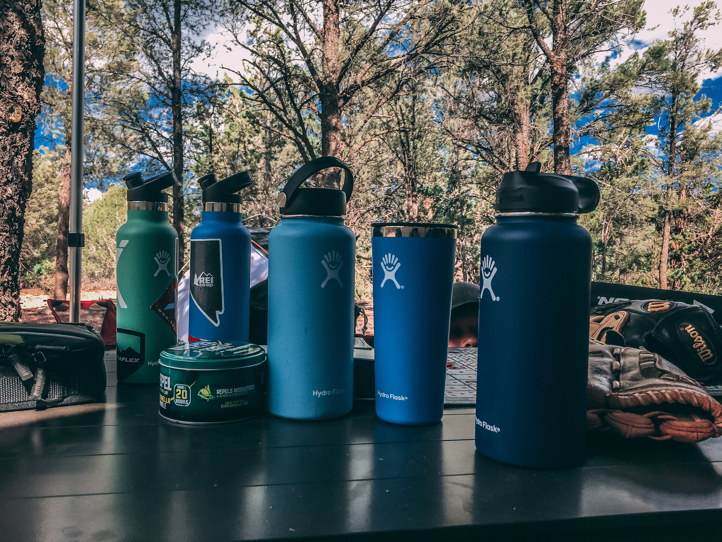 We like our Hydro Flasks