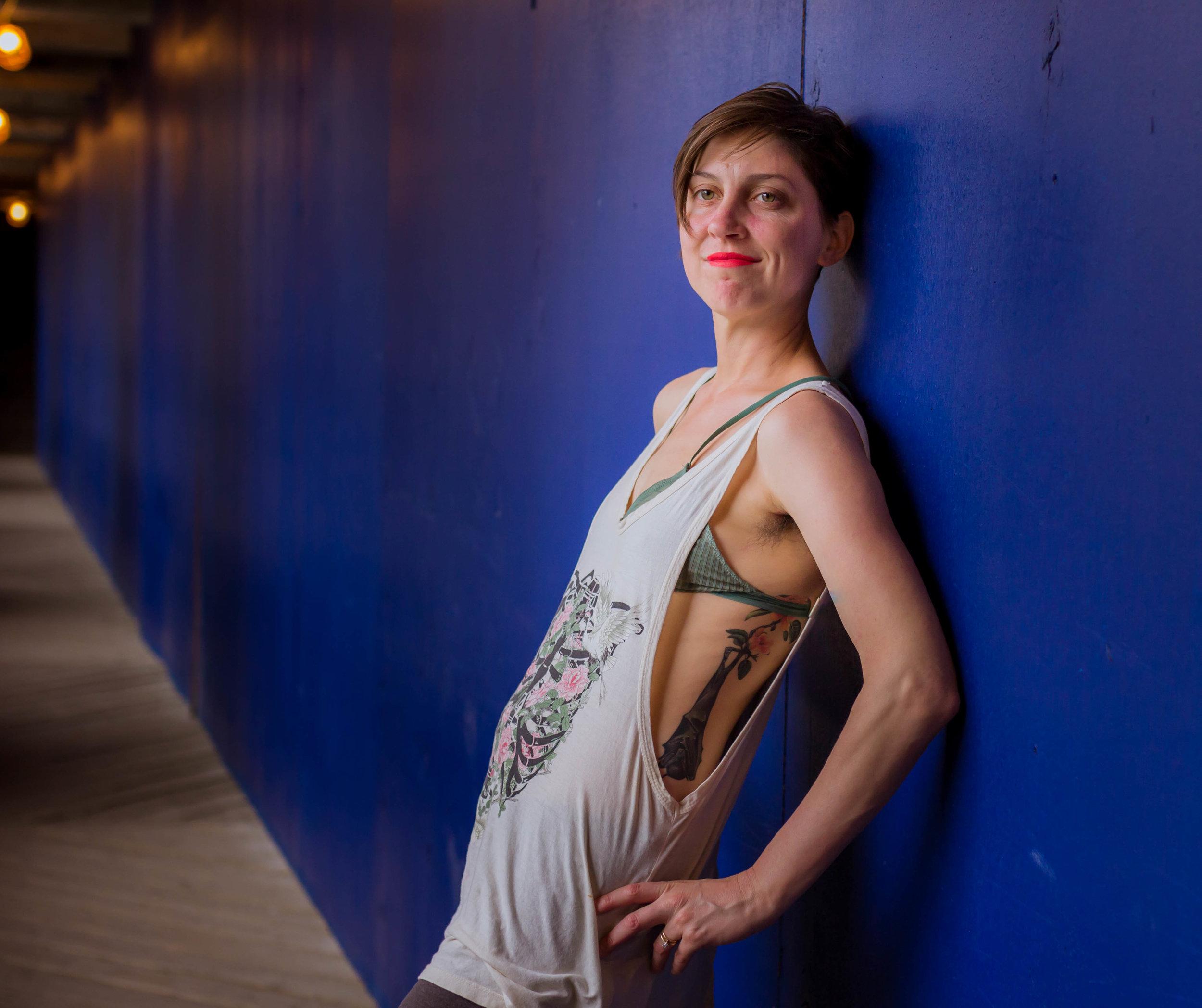 Model: Chelsea Ruscio