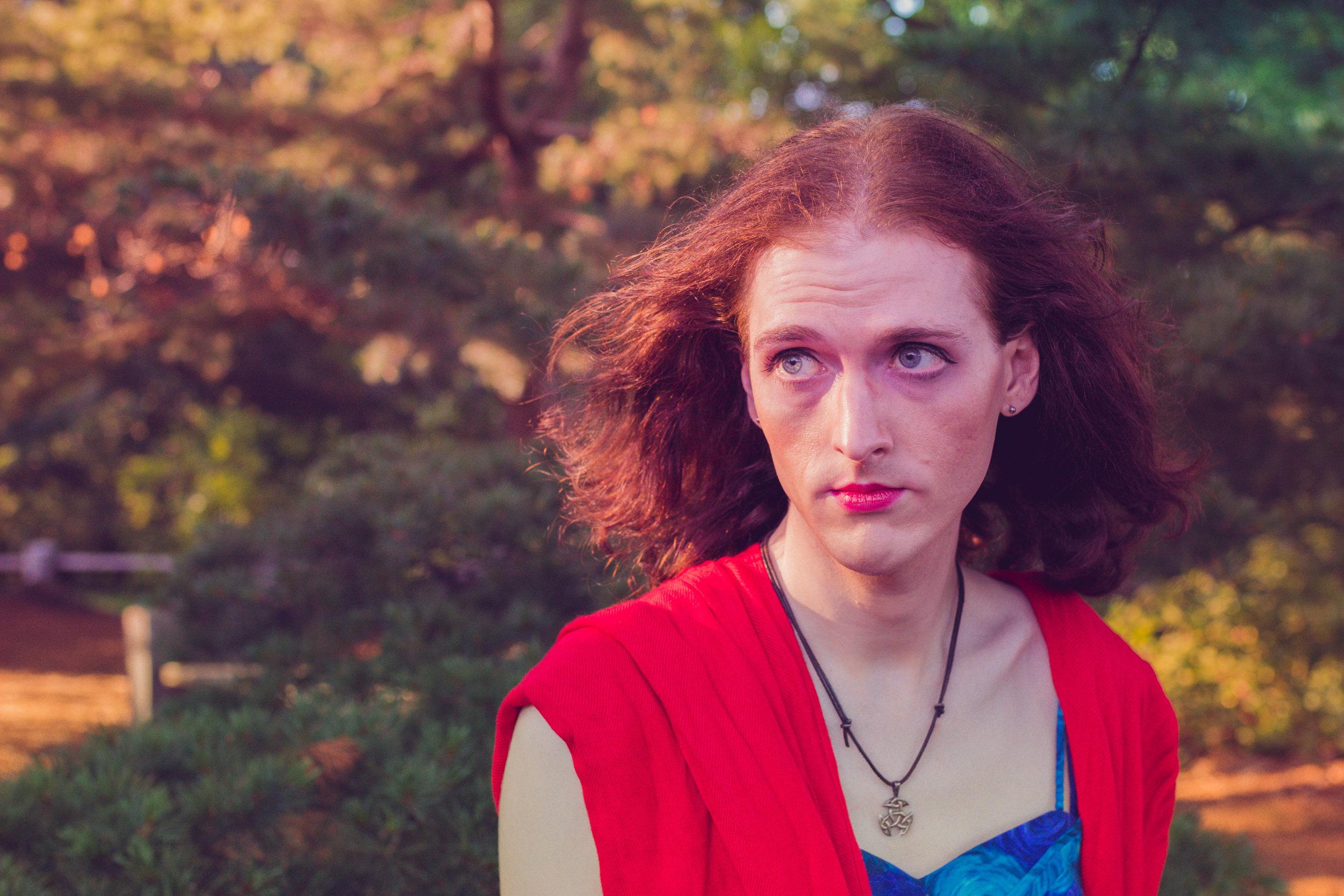 Model: Lucy J Lohrenz