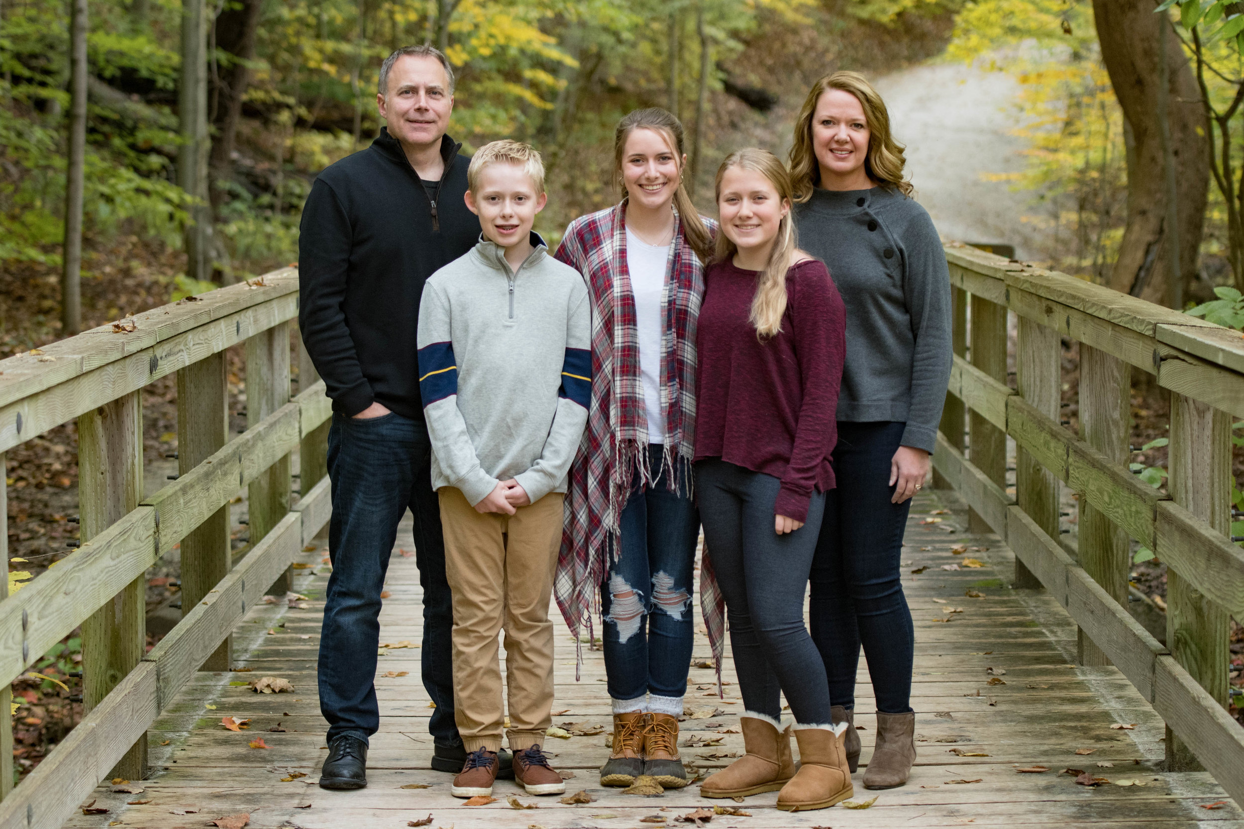 The Hendersons - Family Pictures