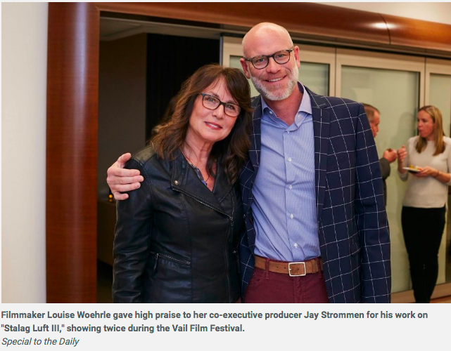 https://www.vaildaily.com/entertainment/meet-the-filmmaker-louise-woehrle-presents-stalag-luft-iii-a-9-year-labor-of-love-at-vail-film-festival/