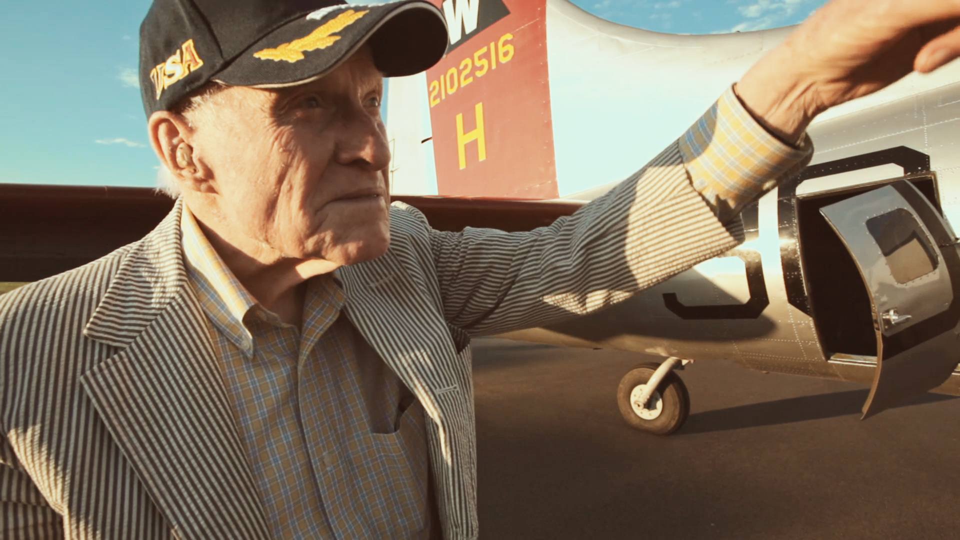 Charles Woehrle -  Golden Hour  at age 95