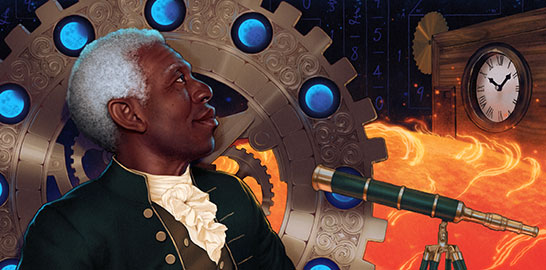 Historical Figures - We created six articles around lesser-known African American historical figures and worked with an illustrator to create images of each one.