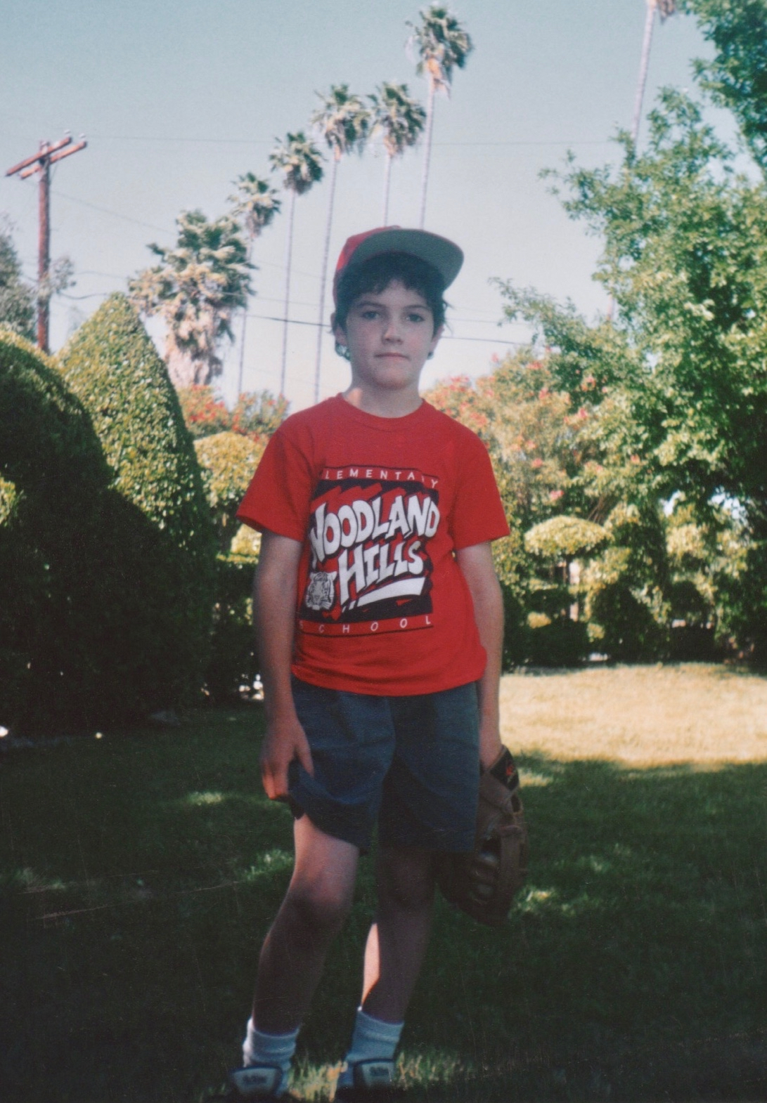 Repping the 818 back in 1997