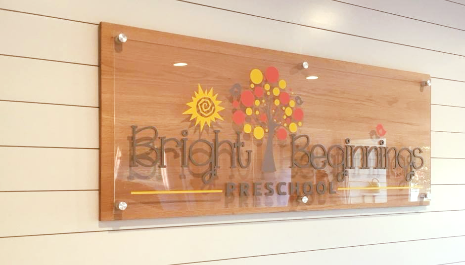 Bright Beginnings Preschool // Charlottesville-based childcare company seeking remodel and creative direction for their three schools. Collaborative project with a team of designers and visual installation specialists.
