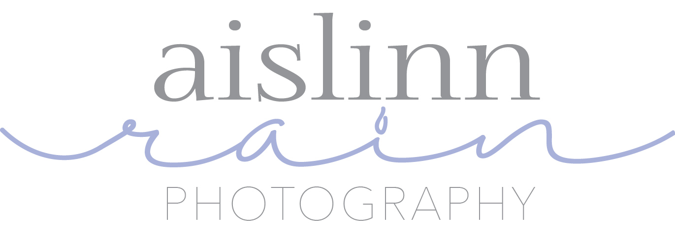 Aislinn Rain Photography // logo design