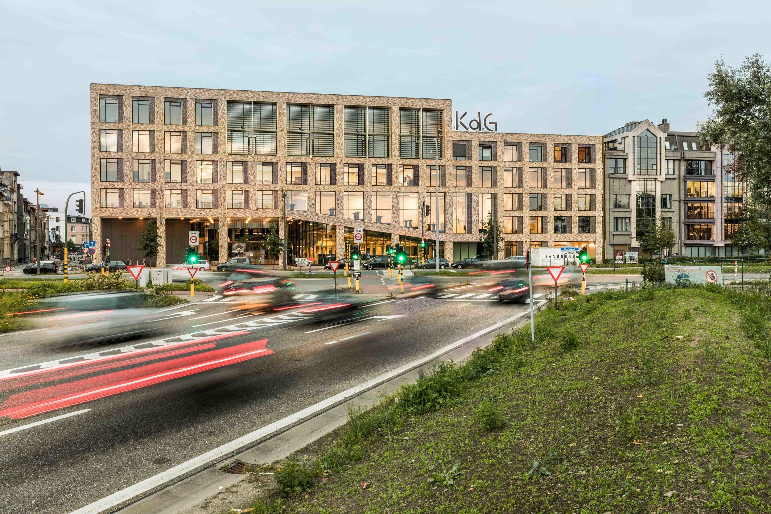 Campus Zuid, Karel de Grote Hogeschool Antwerpen